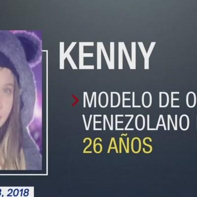 Hallan cuerpo de una modelo venezolana en Ecatepec, Edomex
