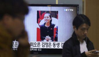 hermana kim jong un visitara corea sur juegos olimpicos