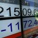 Bolsa de Tokio cae por primera vez en cuatro días