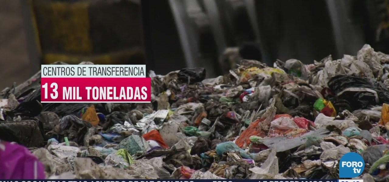 La ruta de la basura en la CDMX