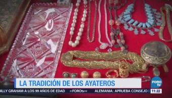 La tradición de los ayateros en CDMX