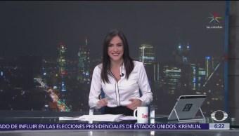 Las noticias, con Danielle Dithurbide: Programa del 20 de febrero del 2018