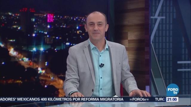 Las noticias con Julio Patán: Programa del 15 de febrero de 2018