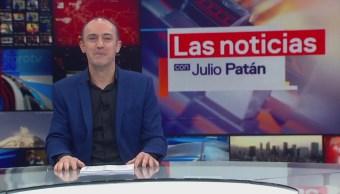 Las noticias, con Julio Patán: Programa del 22 de febrero de 2018
