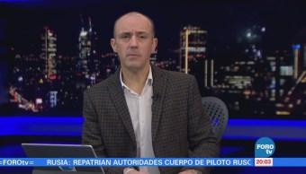 Las Noticias con Julio Patán: Programa del 6 de febrero de 2018