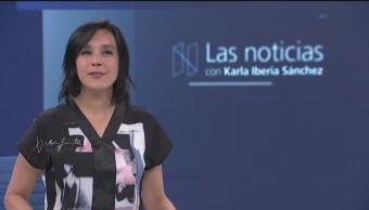 Las Noticias, con Karla Iberia Programa del 14 de febrero de 2018