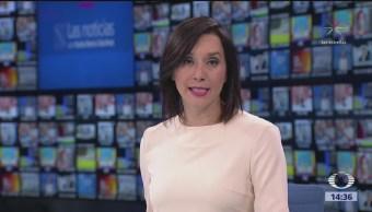 Las Noticias, con Karla Iberia: Programa del 19 de febrero de 2018