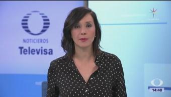 Las Noticias, con Karla Iberia Programa del 22 de febrero de 2018
