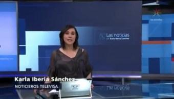 Las Noticias, con Karla Iberia: Programa del 6 de febrero de 2018