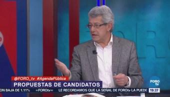 Las propuestas de los candidatos la mesa con Mauricio Merino