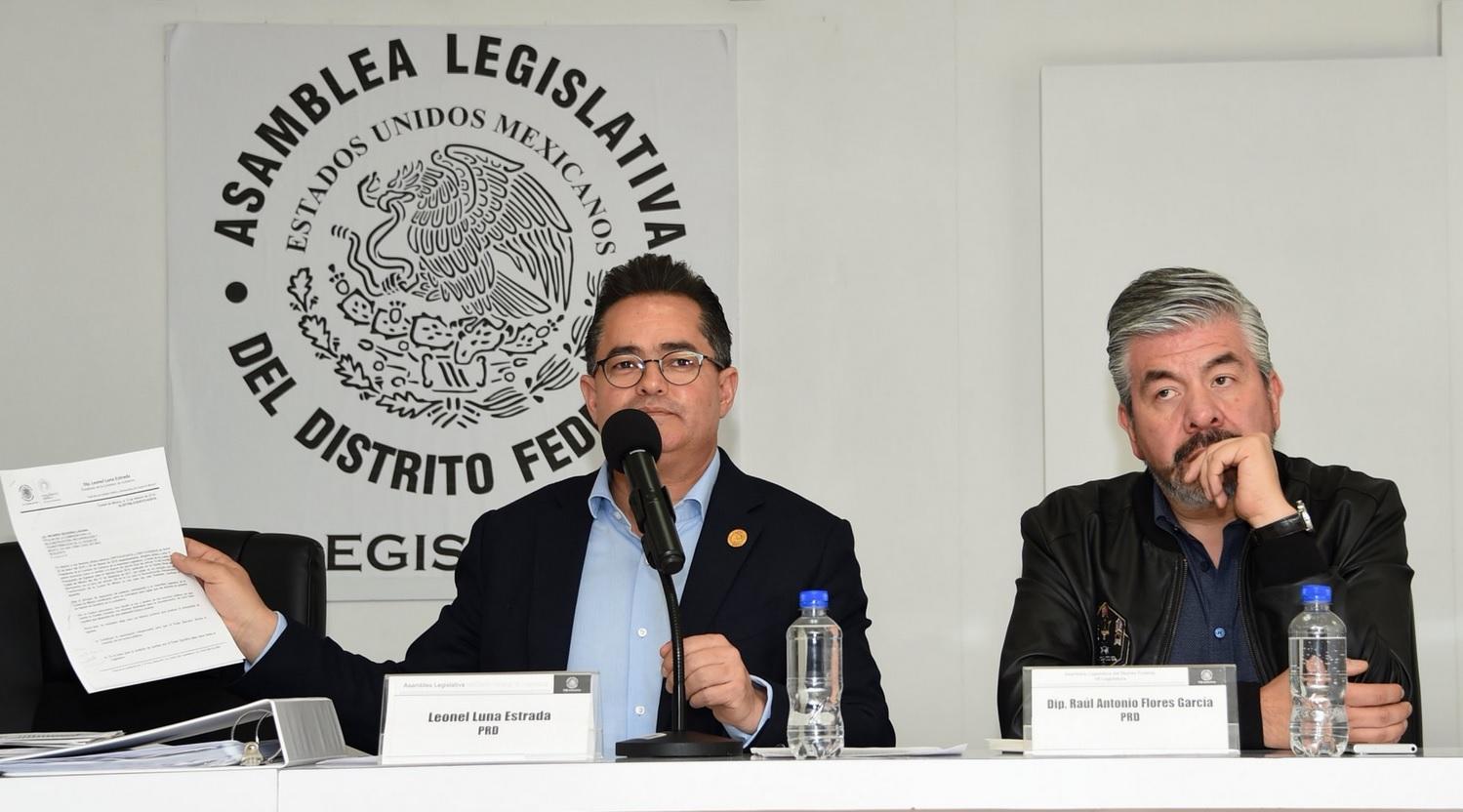 Acepta la ALDF modificar decreto de presupuesto de egresos de la CDMX