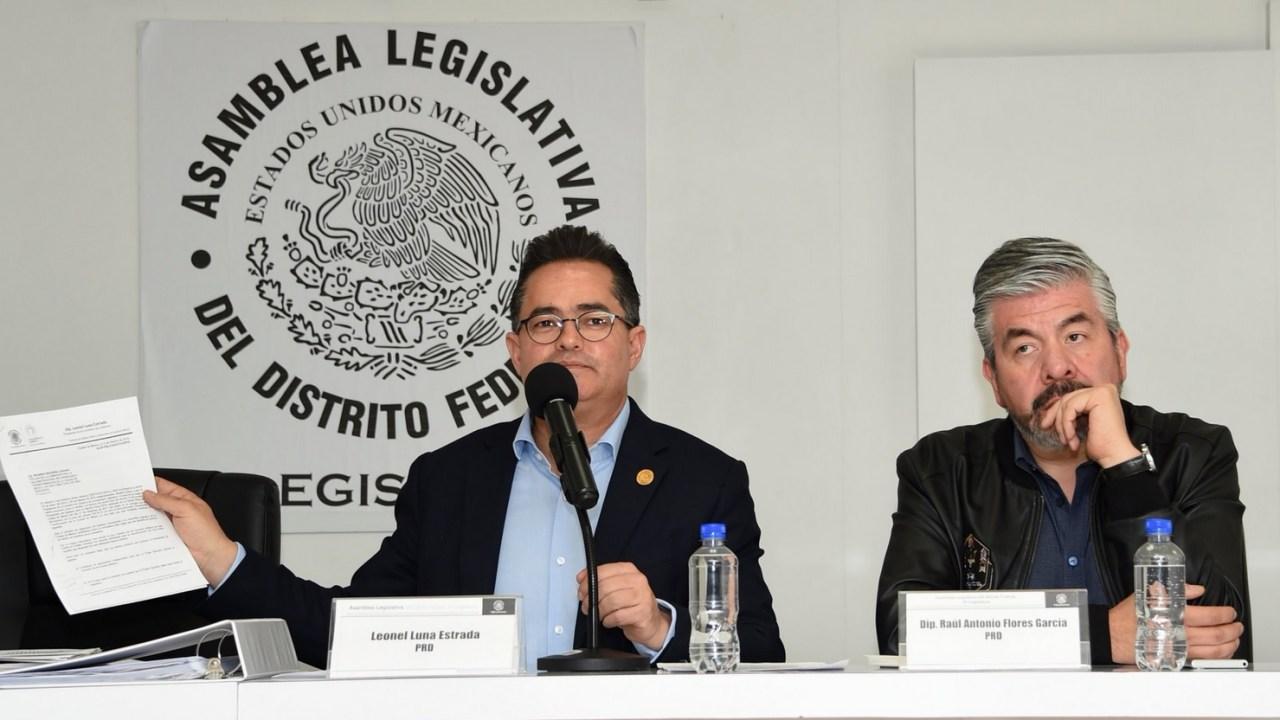 PRD acusa a Morena de guerra sucia por tema de reconstrucción