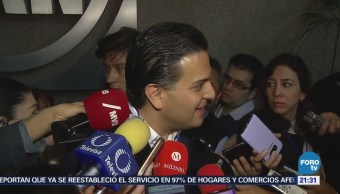 Líder del PAN defiende candidatura de Mancera