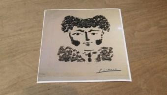 Roban litografía de Pablo Picasso de una galería en Milwaukee