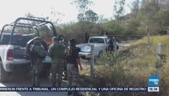 Localizan los cuerpos de dos personas en Chilapa Guerrero