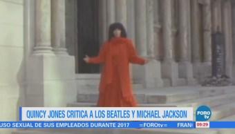 #Loespectaculardeme Quincy Jones Critica Beatles Michael Jackson