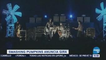 #LoEspectaculardeME: Smashing Pumpkins anuncia una gira