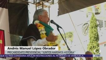López Obrador acusa a Javier Corral de 'hacer pura faramalla'