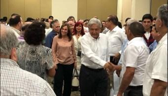 Inclusión de Gómez Urrutia es un acto de justicia: AMLO