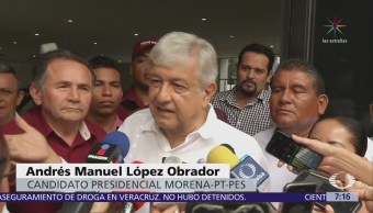 López Obrador considera necesario investigar acusaciones en contra de Ricardo Anaya