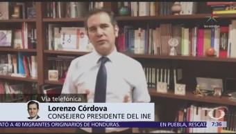 Lorenzo Córdova habla en Despierta sobre el acuerdo del INE con Facebook