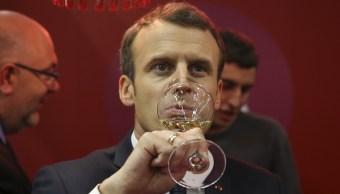 Emmanuel Macron visita Estados Unidos 23 25 abril