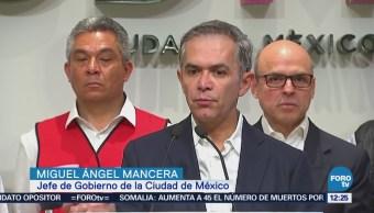Mancera Refrenda Apoyo Enrique Graue