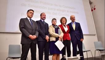 Mariclaire Acosta, nueva presidenta del Comité de Participación Ciudadana