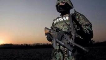 PGR investiga emboscada que cobró la vida de un marino en Nuevo Laredo