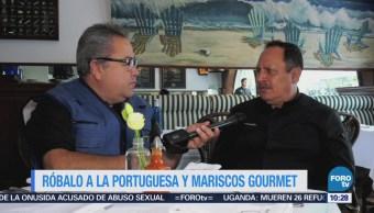 Viernes culinario: Robalo a la portuguesa y mariscos gourmet