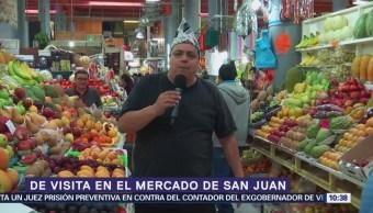 Mercadeando Mercado San Juan