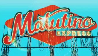 Matutino Express del 27 de febrero con Esteban Arce (Parte 1)