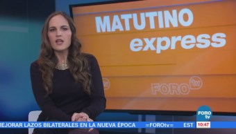 Matutino Express del 1 de febrero con Esteban Arce (Parte 7)