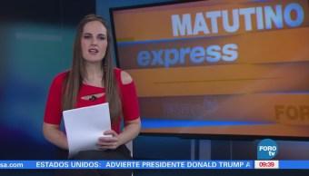 Matutino Express del 13 de febrero con Esteban Arce (Parte 4)