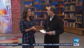 Matutino Express del 16 de febrero con Esteban Arce (Parte 1)