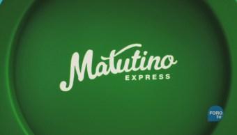 Matutino Express del 19 de febrero con Esteban Arce (Parte 1)