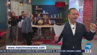 Matutino Express del 20 de febrero con Esteban Arce (Parte 1)