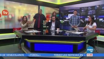 Matutino Express del 8 de febrero con Esteban Arce (Parte 8)