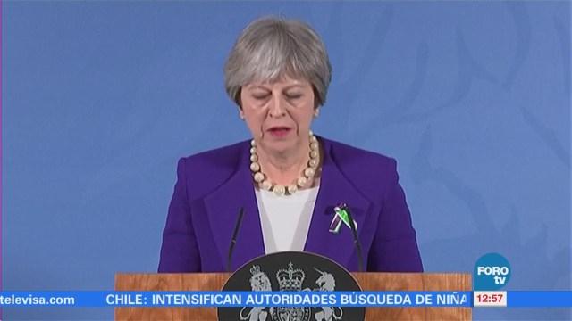 May conmemora el centenario del voto de las mujeres en Reino Unido