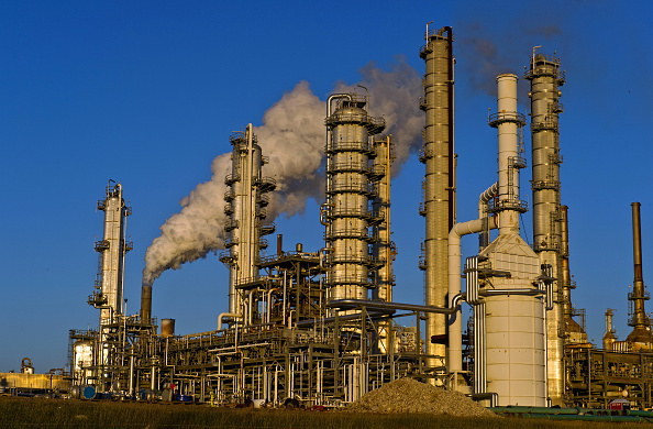 La mayor refinería de Estados Unidos cierra unidad para revisión