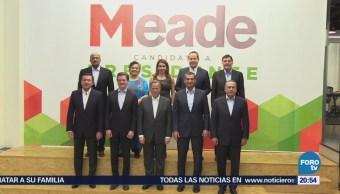 Meade designa coordinadores regionales para su campaña