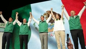 Meade critica al INE por prohibir debates durante intercampaña