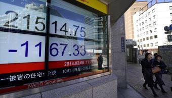 caen mercados asiaticos desplome dow jones
