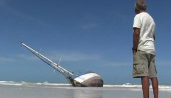 mexicano 78 anos cruza atlantico velero