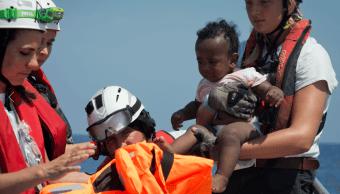 Más de mil 200 niños inmigrantes han muerto desde 2014