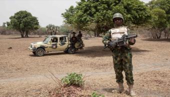 Militares nigerianos rescatan alumnas secuestradas Boko Haram