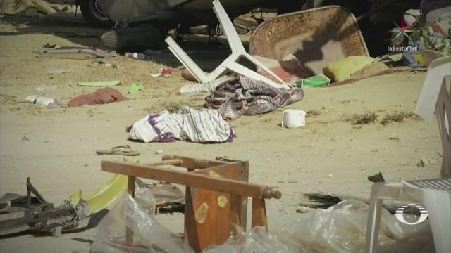 Mueren 11 integrantes de una familia por desplome de helicóptero