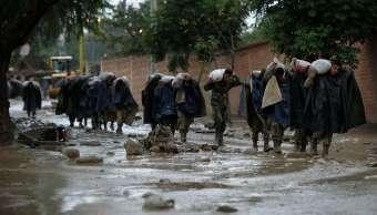 Suman 17 muertos y 50 mil damnificados fuertes lluvias Bolivia