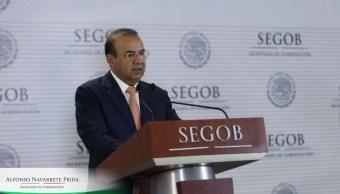Segob espera confirmación sobre restos hallados en Nayarit