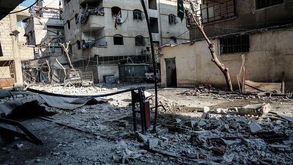 Negativas Rusia ONU tambalean tregua Siria